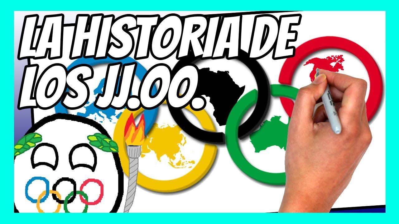 🥇 La HISTORIA de los JUEGOS OLÍMPICOS en 12 minutos | Historia, curiosidades y hazañas de los JJOO