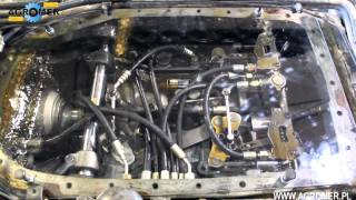 Fendt VARIO 930 - praca skrzyni biegów VARIO