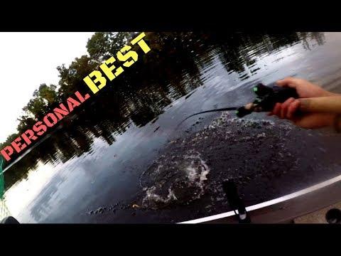 BROKE MY PB (Passaic River) Pike Fishing