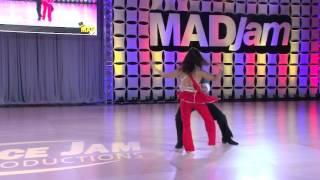 Madjam 2017 Showcase Glenn Ball & Patty Vo