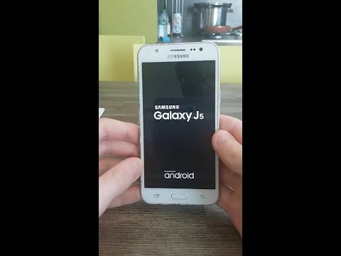 Ralumé un télephone android sans le bouton power Samsung