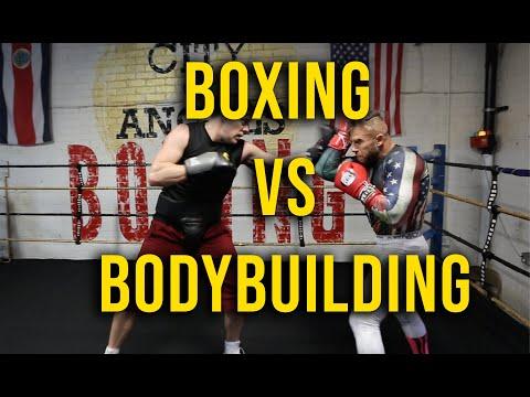 How To Combine Boxing & Bodybuilding