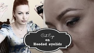 Кошачий глаз на нависших веках Thumbnail