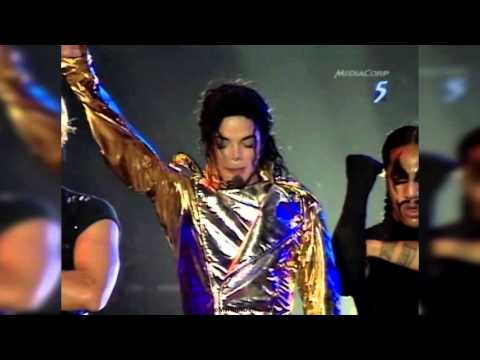 Michael Jackson - Wanna Be Startin' Somethin' - Live Copenhagen 1997 - HD