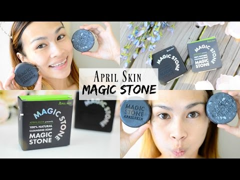Worth the HYPE? April Skin Magic Stone Cleansing Soaps (In Depth Review & Demo)