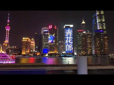 Shanghai by night 310318