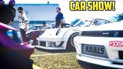 "GTA Online - ""ANY CAR"" CAR SHOW (The Best Customization)"