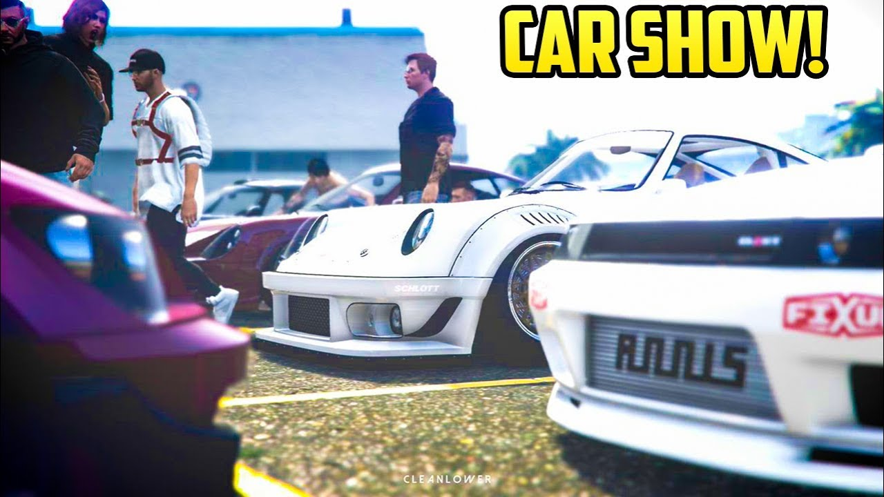 GTA Online ANY CAR CAR SHOW The Best Customization YouTube - Any car shows near me