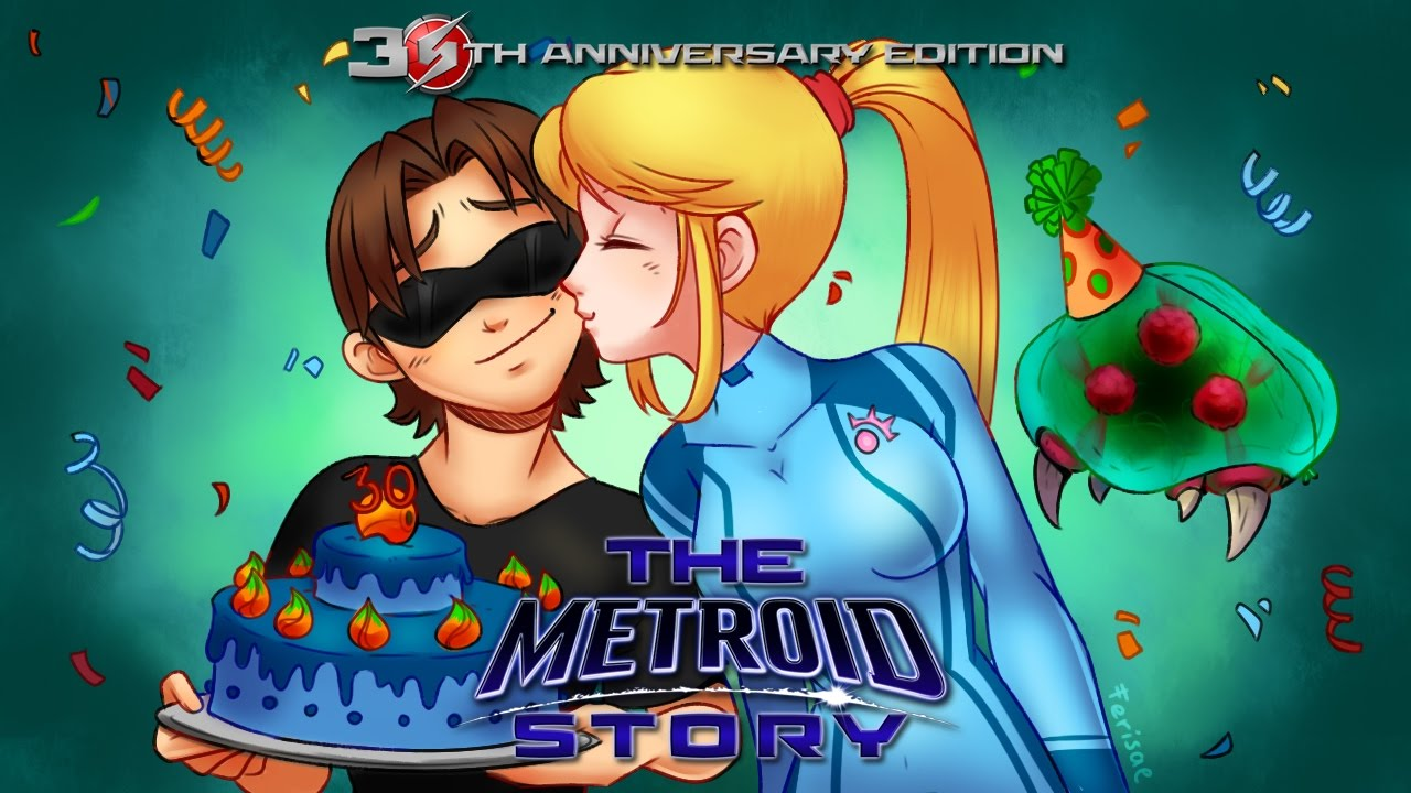 the metroid story 30th anniversary edition youtube