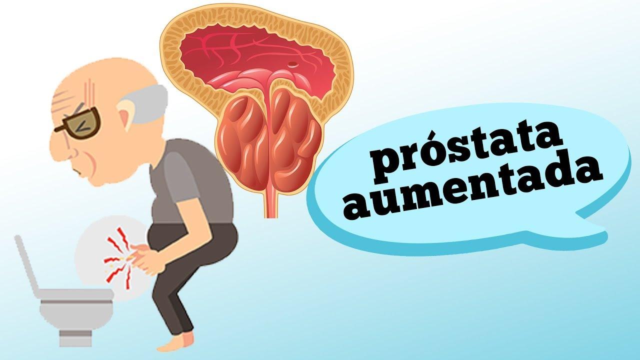 a prostata aumentada causa impotencia