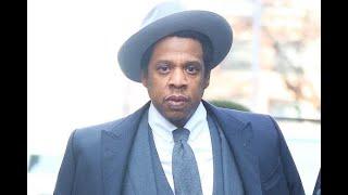 Jay-Z Shares Inspirational Speech at Trayvon Martin Peace Walk