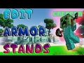 Minecraft Plugin Tutorial: EDIT ARMOR STANDS
