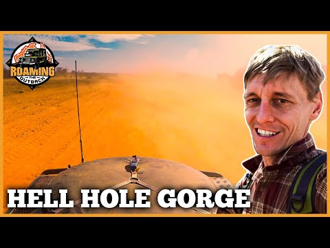 Hell Hole Gorge National Park - Outback Queensland Remote Touring