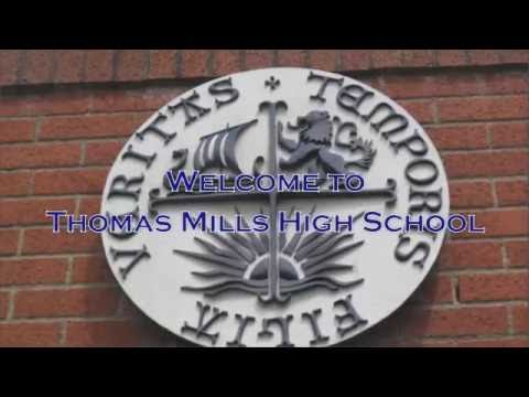 A Tour of Thomas Mills High School