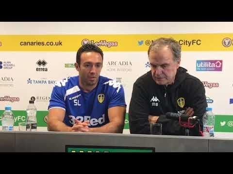 Marcelo Bielsa post victoria vs Norwich