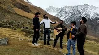 Happy friendship day | Live Jamming |Kinnaur | Himachal Pradesh | Friendship