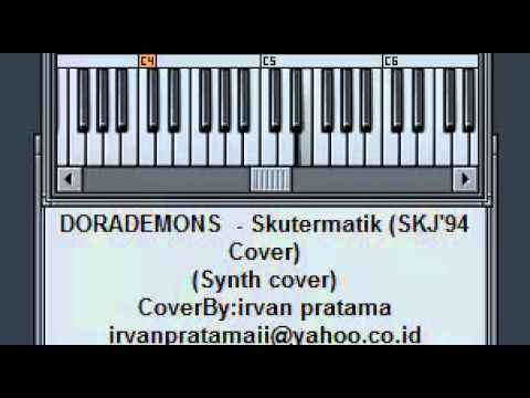 (Synth Cover) Dorademons - Skutermatik (SKJ'94 Cover)