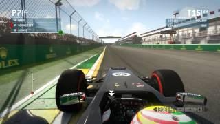 (Ma Carrière) F1 2013 Australian GP - La Course - S1 Manche 1