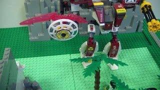 Lego Мультфільм Місто Х - 2 сезон (14 серія)