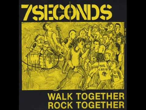 7 SECONDS - Walk Together,Rock Together 1985 [FULL ALBUM]