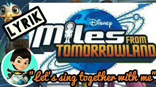 Lirik Miles from Tomorrowland