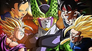 The Final Battle Commences... THE SAIYANS VS PERFECT CELL!! | Dragon Ball Legends - PART 76