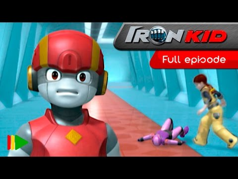 Iron Kid (English) - 16 - The Fall of the Tower