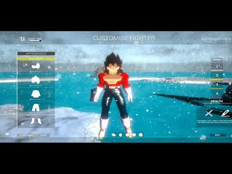 Dragon Ball Unreal 3D, Para Android APK   Narigao Games