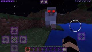 ( Nova SÉrie ) Sobrenatural Minecraft Pocket Edition - Primeiro Dia Uma Ovelha Tentou Me Matar