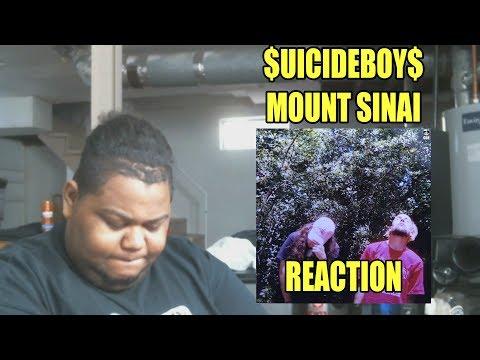 UICIDEBOY$ MOUNT SINAI Reaction - YouTube