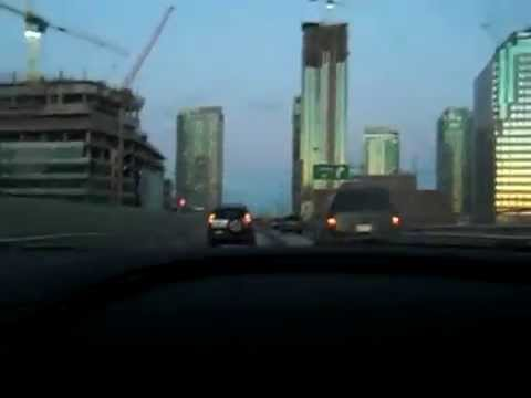 Driving in Toronto - Jarvis Street
