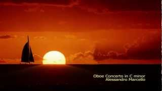 Oboe Concerto in C minor: Adagio - Alessandro Marcello