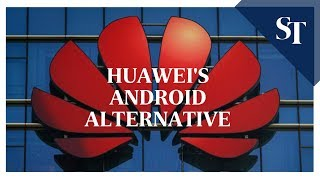 Huawei's Android alternative | The Straits Times