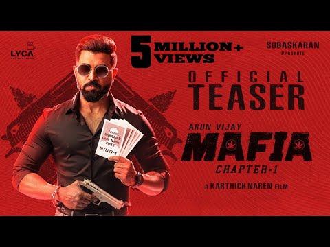 MAFIA - Official Teaser | Arun Vijay, Prasanna, Priya Bhavani Shankar | Karthick Naren | Subaskaran