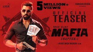 Mafia Tamil Movie