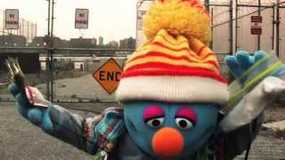 brother earth sunny side of the street video puppets drugs guns