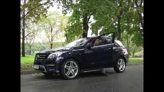 рассказ Mercedes Benz ML400