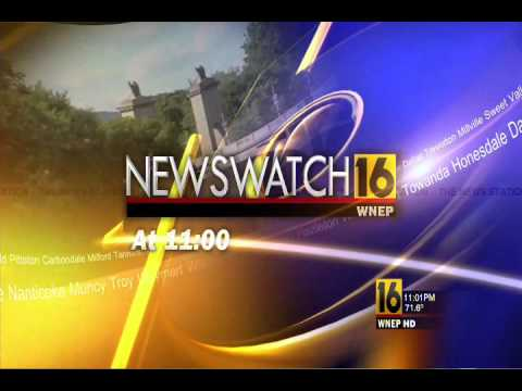 WNEP 16 News at 11 HD Open