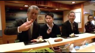Japan Sukiyabashi Jiro 3-Star Sushi