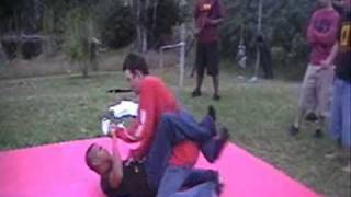 Grappling & Groundfighting 1-20-08 pt.2