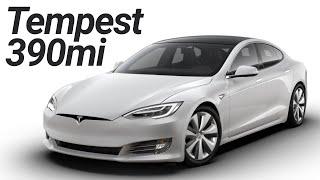 2020 Tesla Model S/X Update! New Wheels & More Range