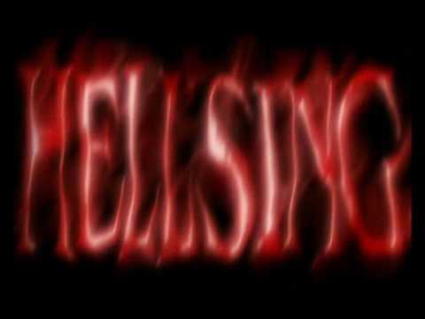 Hellsing OVA Intro