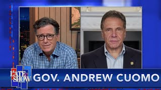 "Gov. Andrew Cuomo: ""New York Has A Lower Infection Rate Than The White House"""