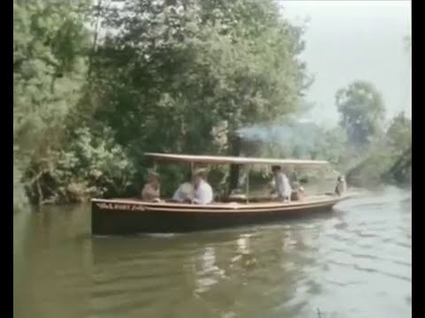 Three Men in a Boat Full Movie(1975) with English subtitles-Jerome K Jerome