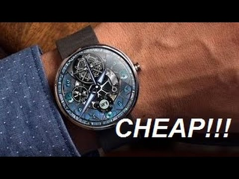 CHEAP TOP 5 SMARTWATCHES TO BUY IN 2017