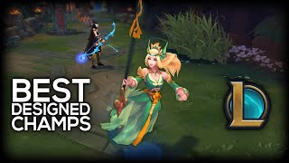 Which Champions Have The BEST Design In League of Legends?