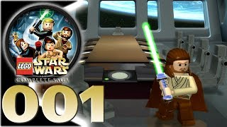 Lego Star Wars – Die Komplette Saga [ Let's Play | Deutsch | PC | 1080p ] Part 1