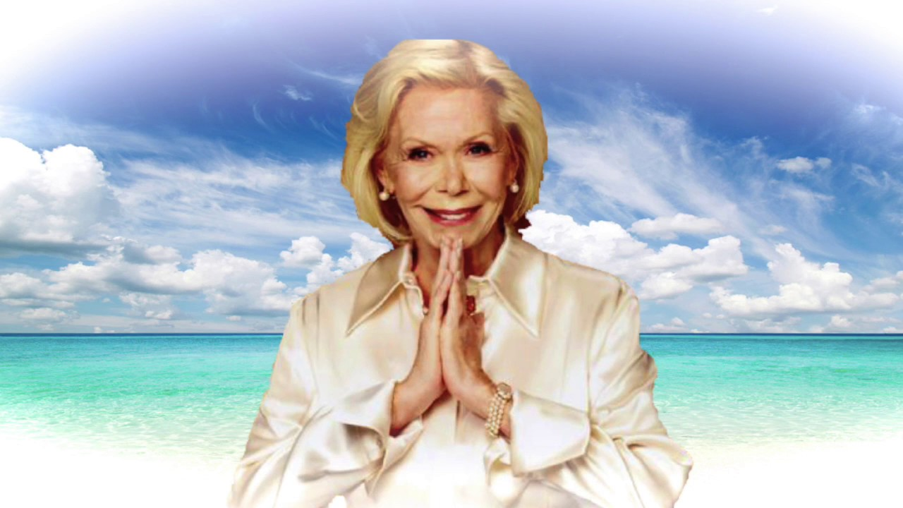 Louise Hay - Affirmations To Build Self-Esteem