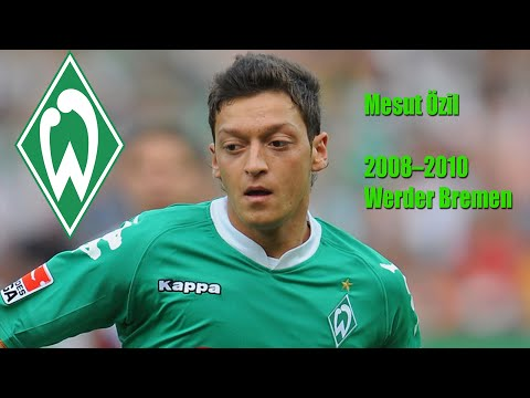 Mesut Özil - Werder Bremen - Amazing Touches, Goals, Assists & Skills 2008 – 2010 [HD]