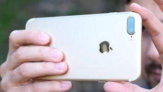  Как на самом деле работает камера iPhone 7 Plus?